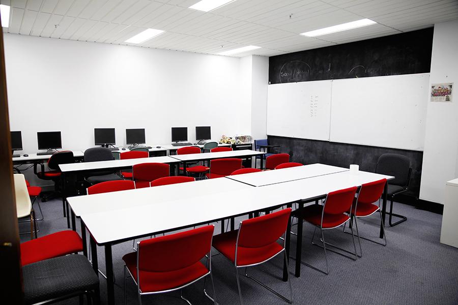 NSEC Classroom